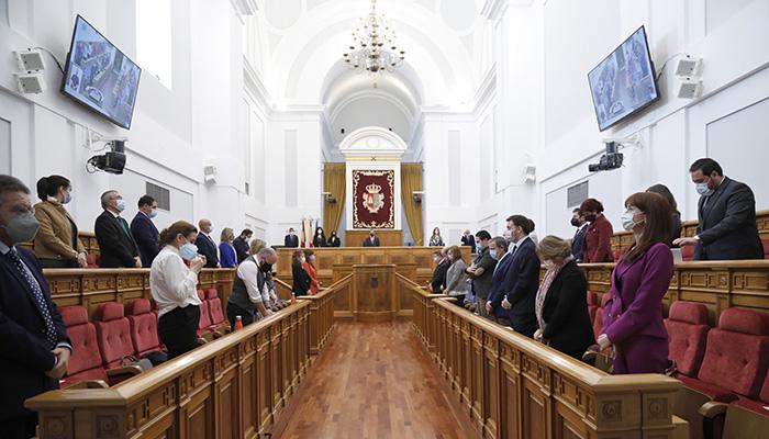 Unanimidad en las Cortes para subrayar el compromiso con la igualdad de género y en homenaje a las víctimas del terrorismo