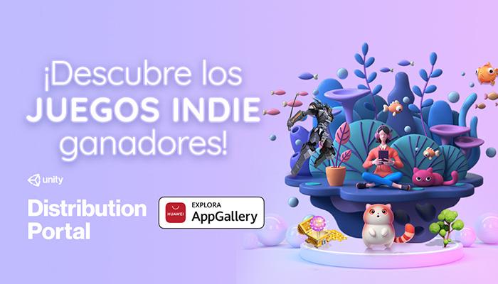AppGallery anuncia los ganadores de su programa de beneficios exclusivos para desarrolladores de juegos