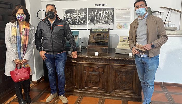 Casa Parada acoge la exposición ´El camino de Villa a Ciudad. Tarancón 1921-2021´ hasta el próximo 31 de mayo