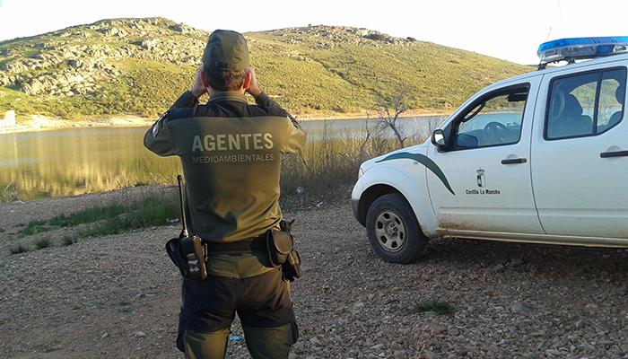 CCOO Cuenca apoya al colectivo de agentes medioambientales de la administración regional