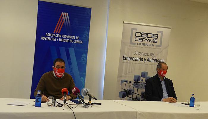 CEOE-Cepyme Cuenca y la Agrupación de Hostelería lamentan el fallecimiento de José Luis Álvarez de Castro