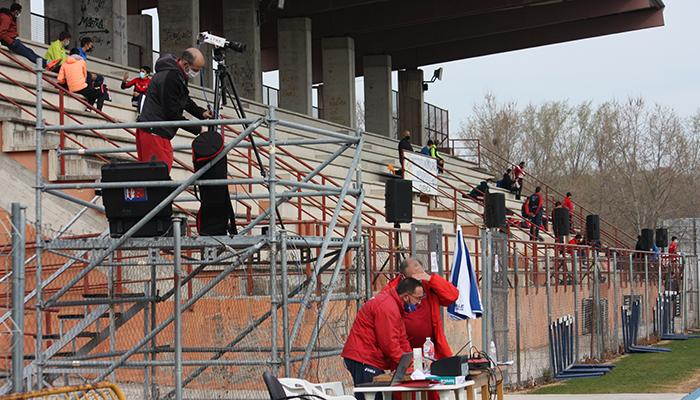 Cuenca acoge un curso para el manejo del sistema de cronometraje con Foto Finish