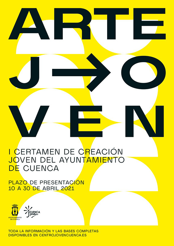 El Ayuntamiento de Cuenca abre el plazo para participar en el certamen Arte Joven 2021