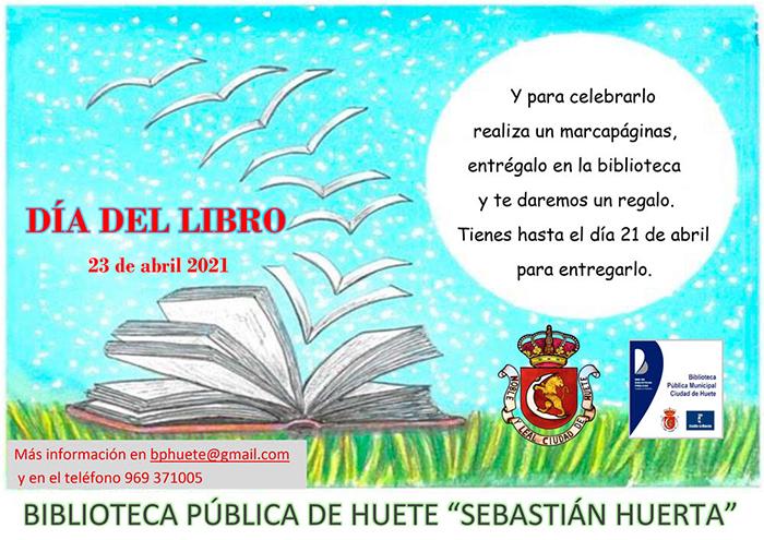 El Ayuntamiento de Huete celebrará el Día del Libro con regalos y lecturas