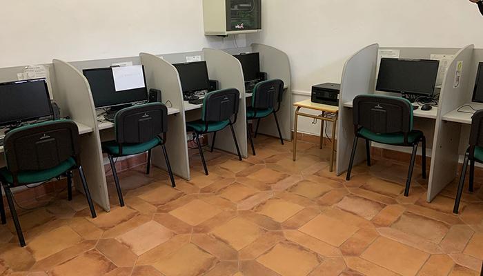El centro de internet de Tarancón se ubicará en Casa Parada desde este próximo lunes 19 de abril