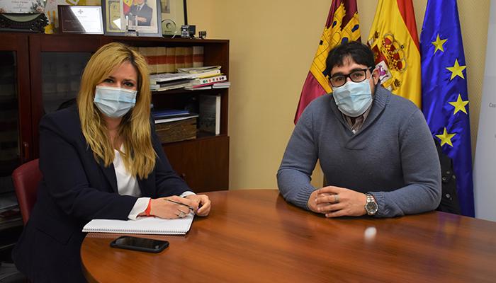 El Gobierno regional colabora con el Ayuntamiento de Villarejo de la Peñuela en la reforma y mejora del consultorio local y del centro social