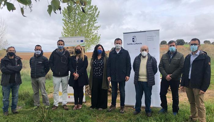 El Gobierno regional impulsa el proyecto 'LIFE Cañadas' con una inversión superior a 301.000 euros para mejorar la Cañada Real Conquense conectando espacios naturales de la Red Natura 2000