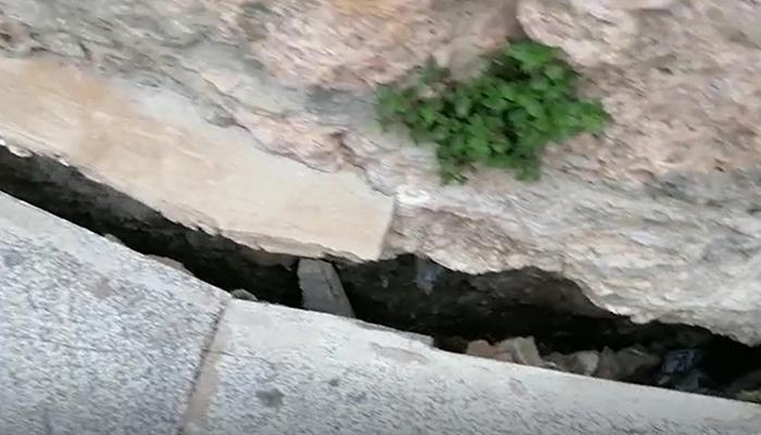 El Grupo Popular en el Ayuntamiento de Cuenca denuncia que el acceso por las Casas Colgadas lleva ya 586 días sin solucionar