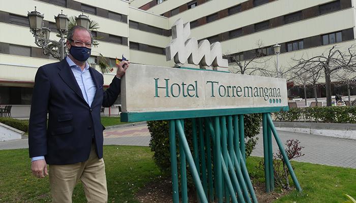 El Hotel Torremangana de Cuenca conmemora su 50 aniversario