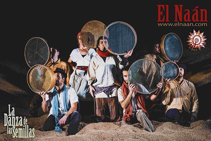 El Naán y Collado, folk ibérico contra la despoblación en Estival Cuenca 21