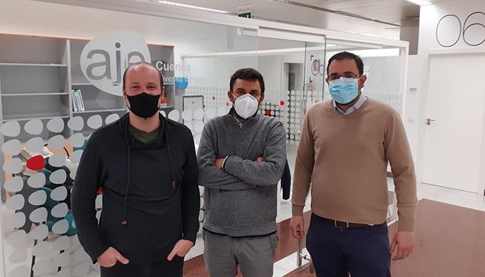 El vivero de empresas de AJE Cuenca ya acoge a una de las empresas que han participado en la primera edición de UFIL