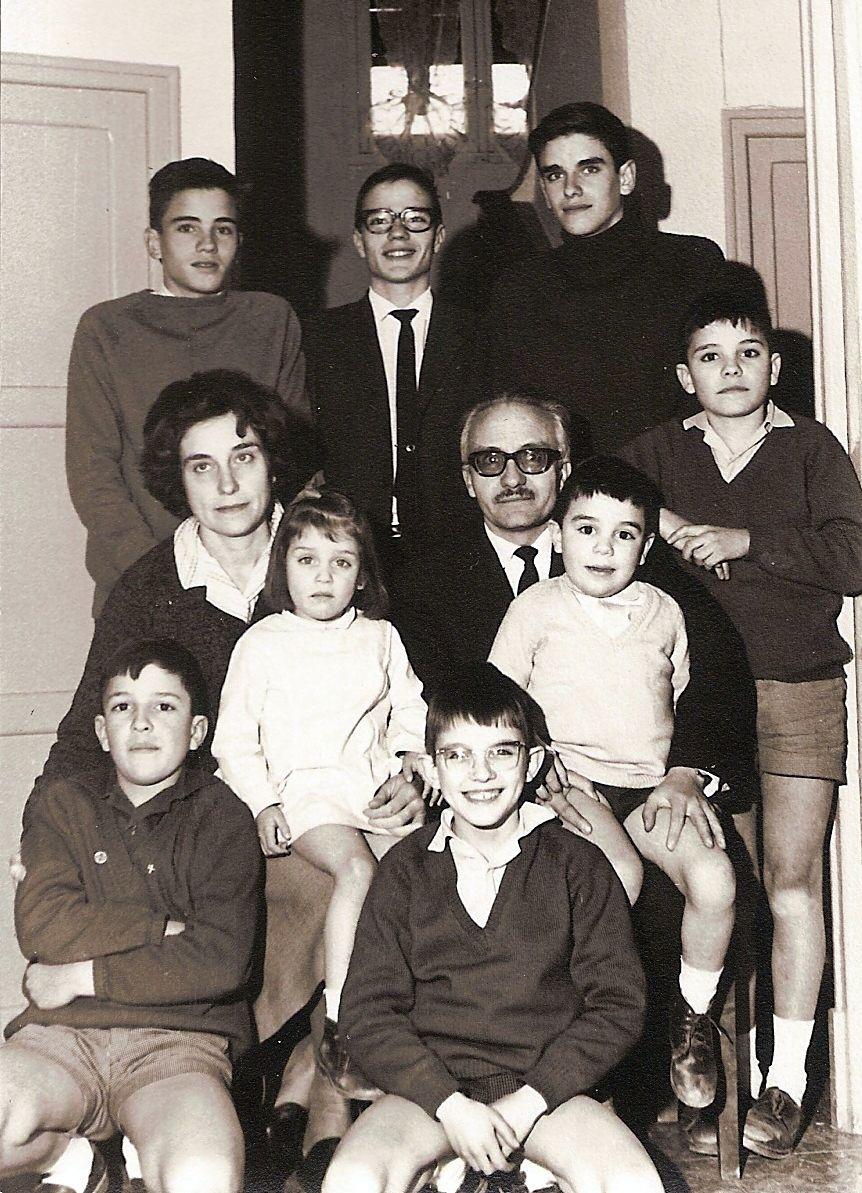 foto familiar 1965   Liberal de Castilla