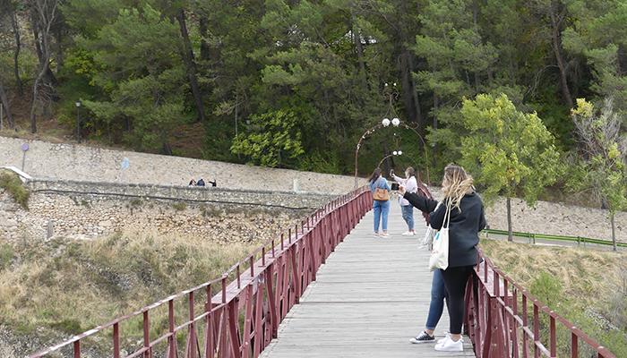HC y la Agrupación de Hostelería concluyen que el turismo en Cuenca ha sido inexistente en los dos primeros meses de 2021