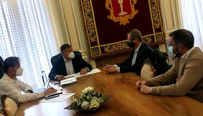 HC y la Agrupación de Hostelería de Cuenca indican el revulsivo que puede suponer el Centro de Estudios Penitenciarios