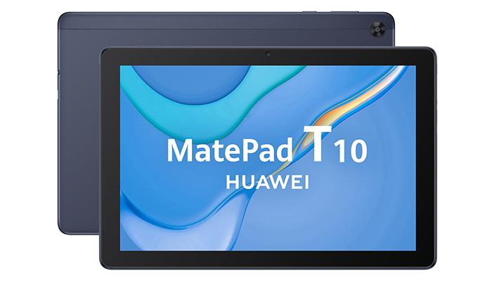 HUAWEI lanza al mercado español la nueva tablet HUAWEI MatePad T 10, una opción multimedia para toda la familia