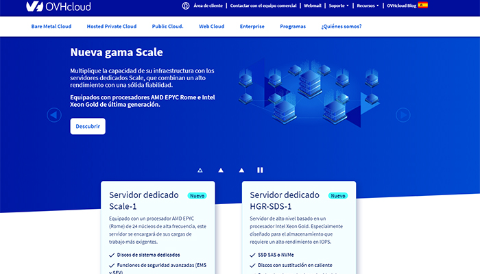 La alianza entre OVHcloud y MongoDB permite la innovación y la gobernanza de los datos en la nube