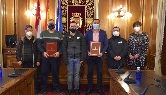 La Diputación de Cuenca aumenta el convenio con la Asociación de Síndrome de Down en un 25 por ciento hasta los 35.000 euros