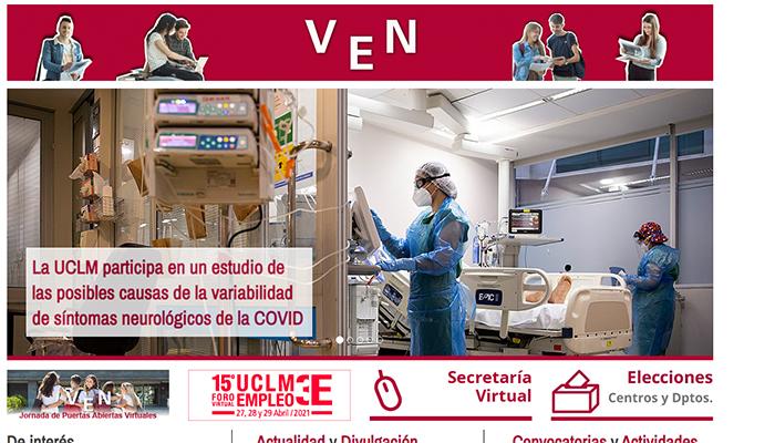 La UCLM reactiva la Secretaría Virtual y confía en completar la cobertura WiFi la próxima semana