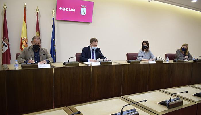 La UCLM y el Ayuntamiento de Albacete crearán un Aula de Ciencia para promover la divulgación científica entre los más jóvenes