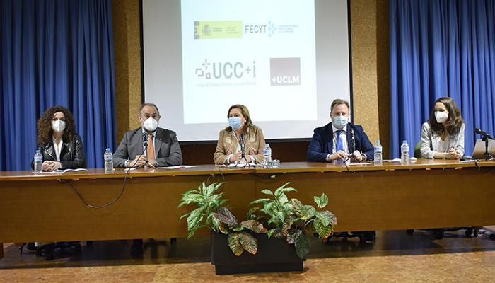 La Unidad de Cultura Científica e Innovación de la UCLM lleva a las aulas de Bachillerato proyectos de divulgación científica