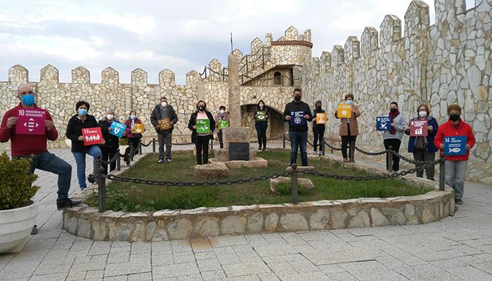 Las Cáritas de Arcas, Belmonte y Minglanilla llaman al cuidado de la madre tierra desde el medio rural