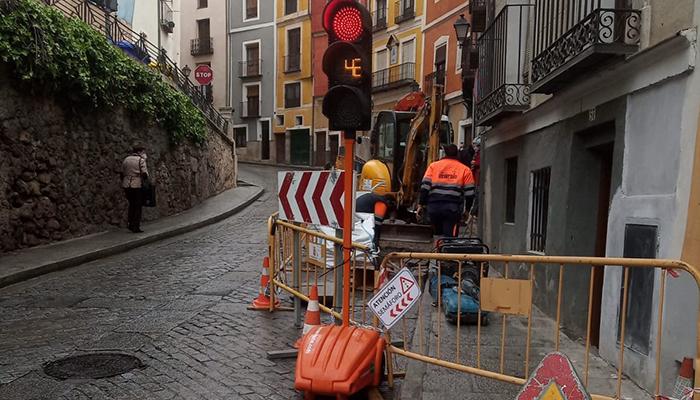 Las mejoras en la red de agua implican el corte del servicio el lunes 26 de abril en Tiradores y parte del Casco Antiguo y de la zona centro de Cuenca