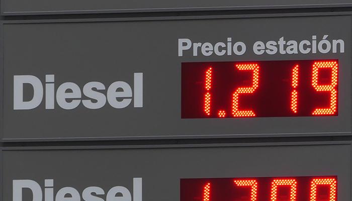 Los precios se han disparado en el mes de marzo