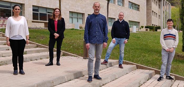 Marcos Fernández Berlanga, nuevo director de la Escuela Politécnica de Cuenca
