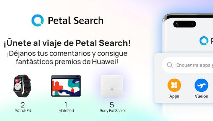 Petal Search invita a los usuarios a contribuir en su desarrollo y premia su participación