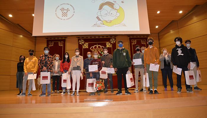 Cerca de 90 preuniversitarios disputan en el Campus de Ciudad Real la fase provincial de la Olimpiada Matemática de ESO