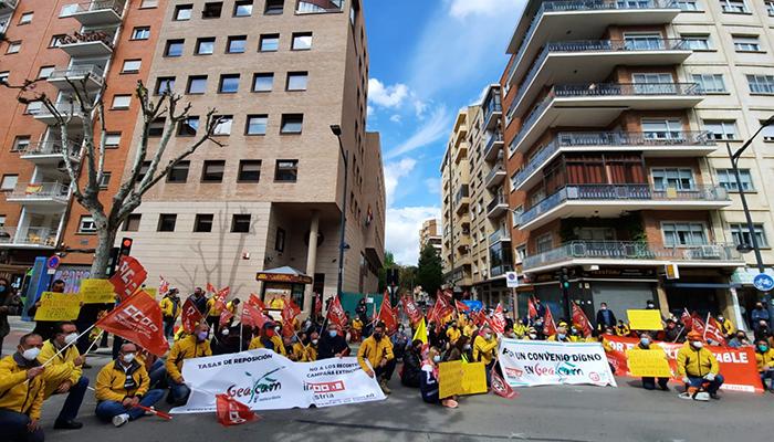 Concentracion Geacam Albacete