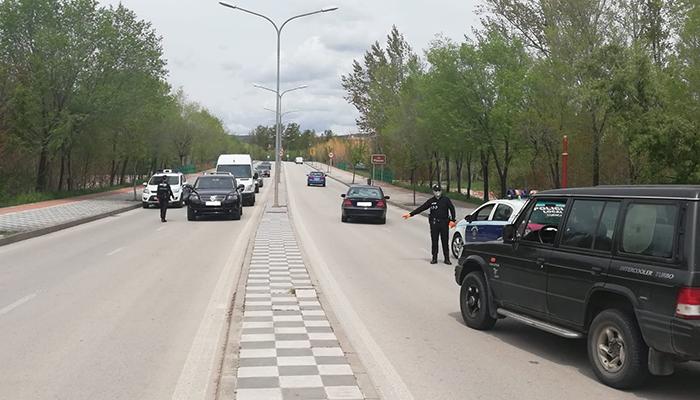 Control tráfico Cuenca