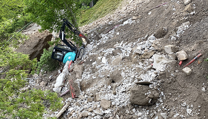 """'Cuenca, En Marcha!' anuncia acciones legales para """"depurar responsabilidades"""" por el derrumbe de la Calle Canónigos"""