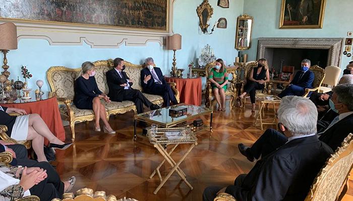 El Gobierno de Castilla-La Mancha promociona la región como destino turístico y de inversión ante touroperadores y empresas de Italia
