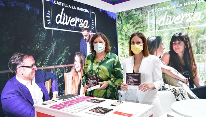 El Gobierno regional lanza la campaña turística CLM Diversa enfocada al colectivo LGTB y enviará una guía de buenas prácticas a 15.000 empresas turísticas de la región
