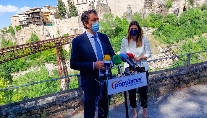 El Grupo Popular llevará al pleno la dimisión de Dolz, Valero y Valverde por su gestión en el derrumbe de la calle Canónigos