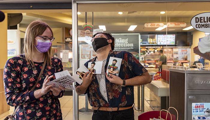 El Mirador de Cuenca rinde homenaje a sus trabajadores tras un año de pandemia