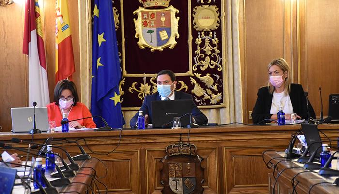 """El pleno de la Diputación de Cuenca incorpora 13,77 millones de euros de remanentes para inversiones """"municipalistas"""""""