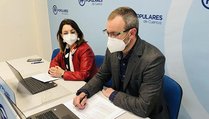 El PP trasladará a la UE el uso sectario que la Diputación de Cuenca pretende realizar de los fondos europeos y emprenderá acciones legales si sigue ocultando información