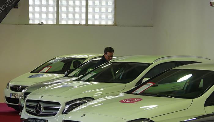 En Cuenca este año se matriculan menos coches que el año pasado...., y eso que estábamos confinados