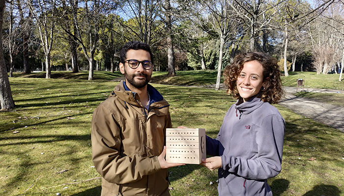Home2bee pone en marcha acciones de crowdfunding con el fin de poder desarrollar sus proyectos de protección a abejas y otros polinizadores
