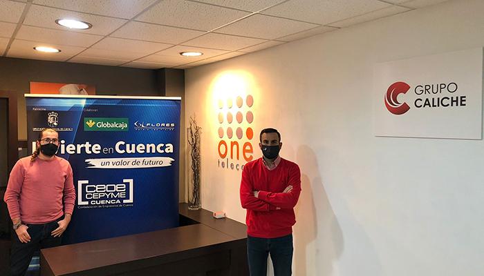 Invierte en Cuenca da la bienvenida a la llegada del grupo corporativo Caliche a Cuenca