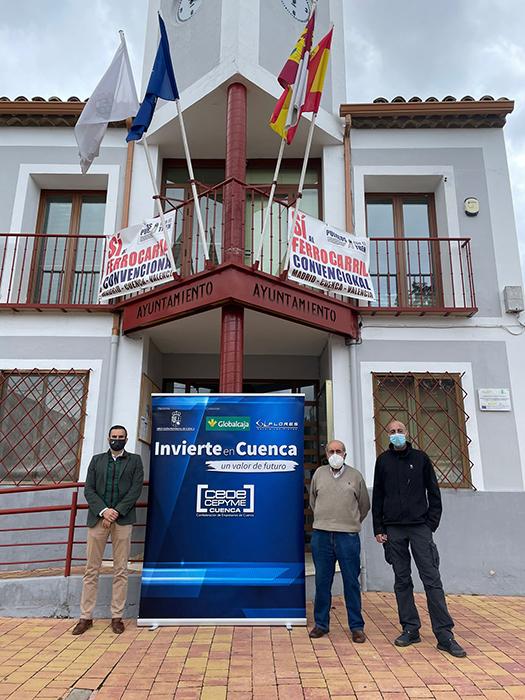 Invierte en Cuenca se acerca a las posibilidades de futuro empresarial en Chillaron de Cuenca