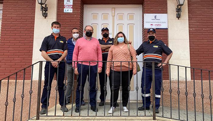 La Agrupación de Protección Civil de Talayuelas ya cuenta con un equipo electrógeno