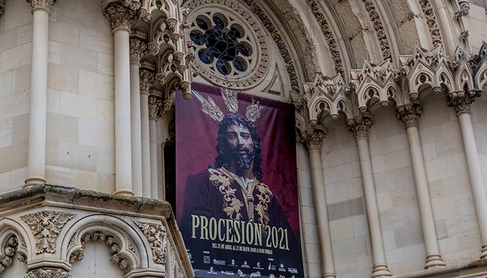La exposición 'Procesión 2021' amplía los días de apertura y se podrá visitar de lunes a domingo hasta el 23 de mayo