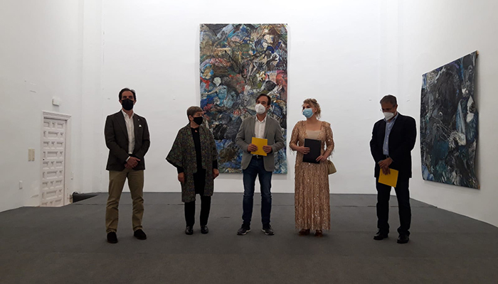 """La Fundación Antonio Pérez presenta la exposición biografías polacas """"Echoes"""" de la artista Agata Stępień"""