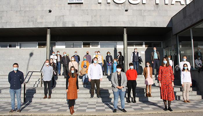 La Gerencia del Área Integrada de Cuenca agradece su implicación y compromiso a los residentes que finalizan su periodo de formación