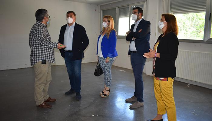La remodelación del centro que albergará los estudios superiores de arte dramático en Cuenca comenzará a lo largo del verano