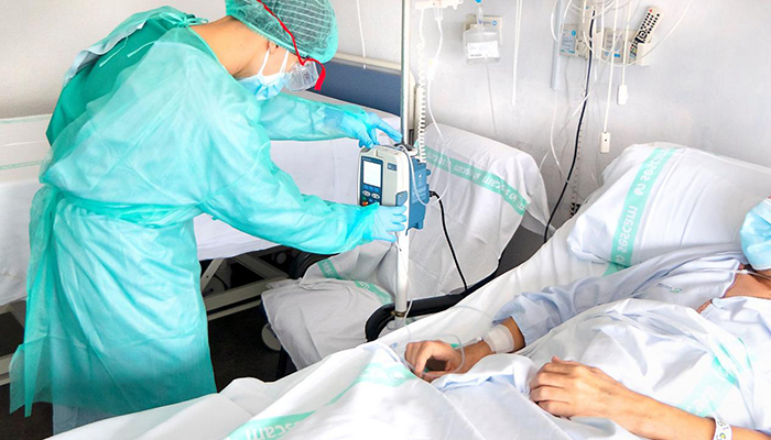 Martes 4 de mayo Un fallecido en Cuenca y otro en Guadalajara en una jornada con descenso de contagios