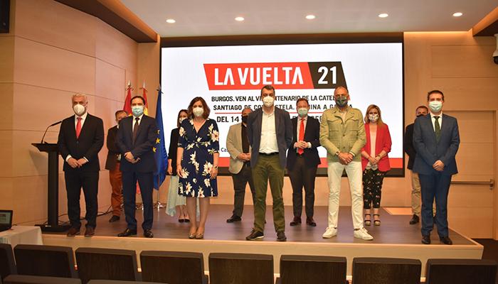 Martínez Chana destaca que la Vuelta Ciclista va a suponer un gran impacto promocional y económico para toda la provincia
